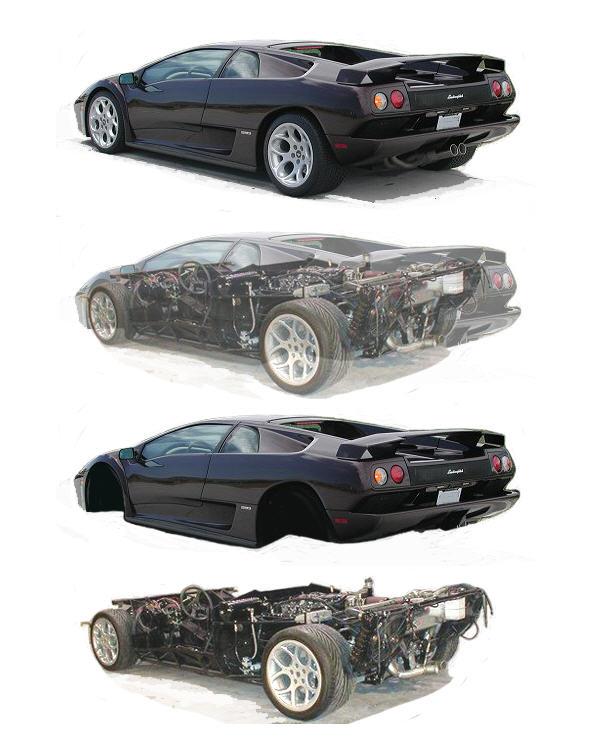 Lamborghini Replicas